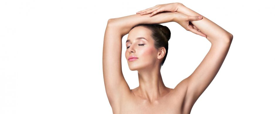 Permanent hårborttagning - Armar